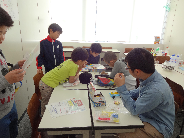 三上の塾講師日記 vol.16 サイエンスフェスタ
